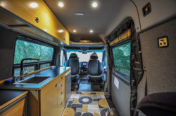 How to Build a Beautiful Camper Van | OurKaravan